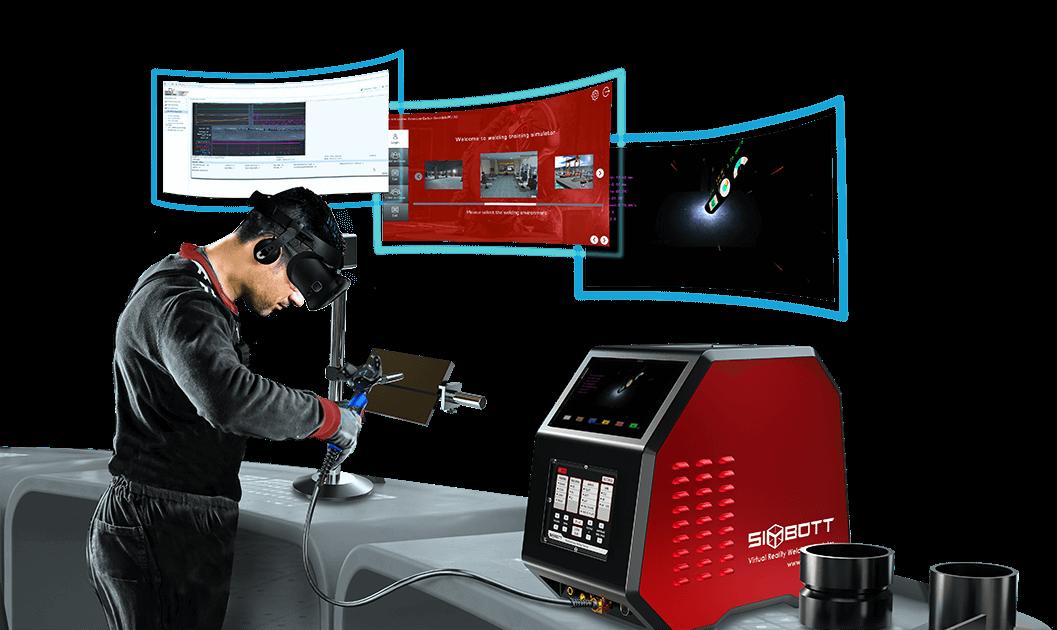 Soldamatic Welding Simulator